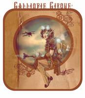 Calliopie Cirque by Calliopie