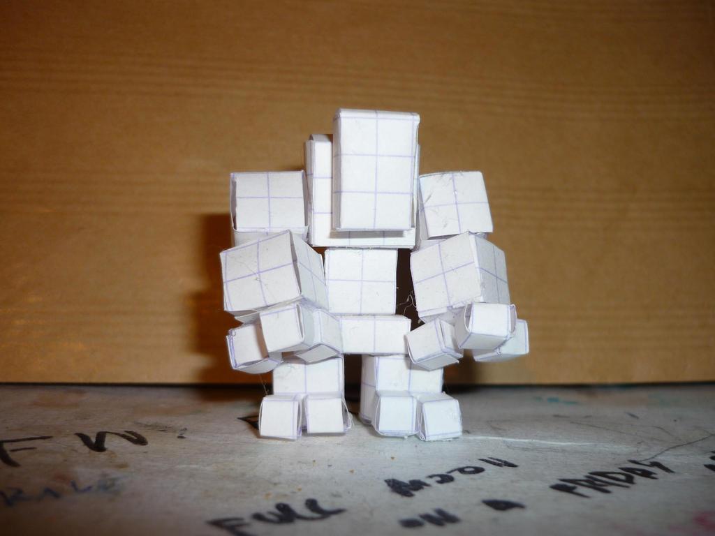 Cubish Giant V2 by Zergdepoche