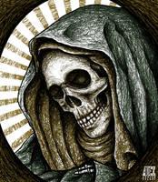 Holy death by ADRIANVALDEZ