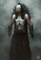 Daemon-Vampire by ADRIANVALDEZ