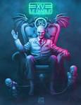 Le Diable by ADRIANVALDEZ
