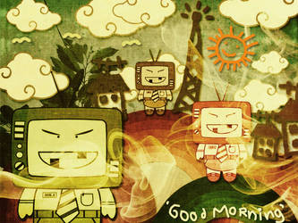 good morning mr tee by imadawwas