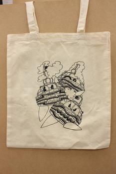 My design for NCAD Rag Week 2012