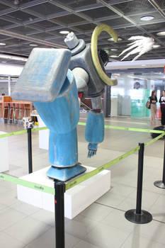 Dublin Airport Exhibition 19