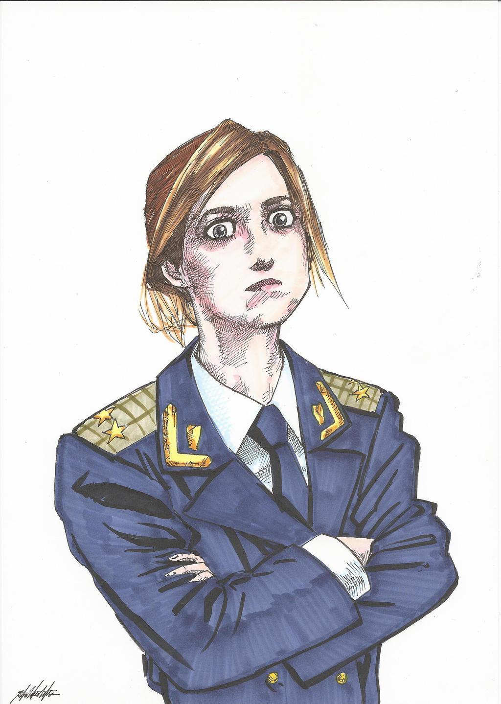 Natalia Poklonskaya by ShotaKotake