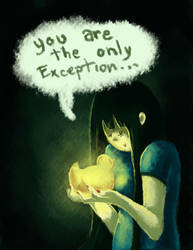 1: The only exception by Manawua