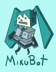 Mikubot by Manawua