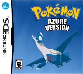 Pokemon Azure Version by iampinkiepie