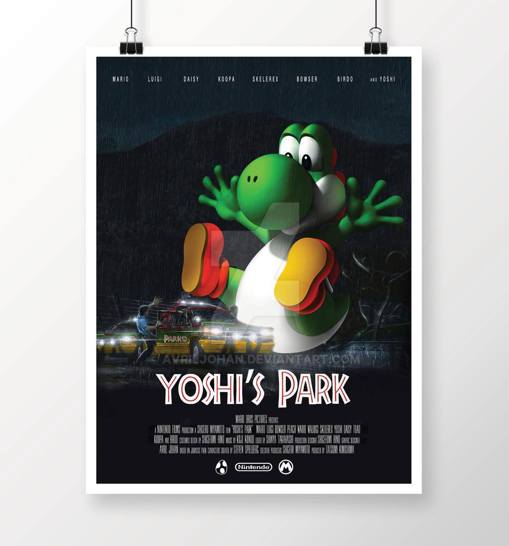 Yoshi's Park by avriljohan