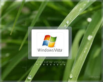 Windows VISTA - the new vision by skingcito