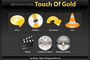 Preview Icon TOUCH OF GOLD by skingcito