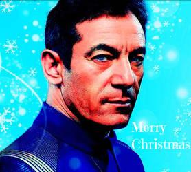 Captain Lorca Christmas