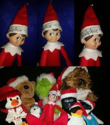 Ralphie and friends by VulcanSarek22