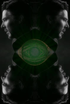 Doctor Strange Eye of Agamotto