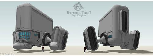 Brantopoz freighter