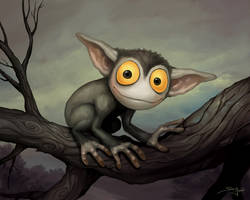 Me likes Treez by Snugglestab
