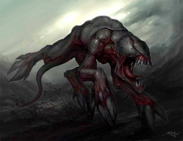 Flesh Prowler by Zeeksie