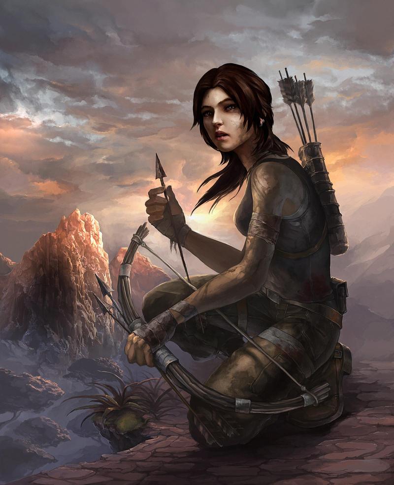 Lara by Zeeksie