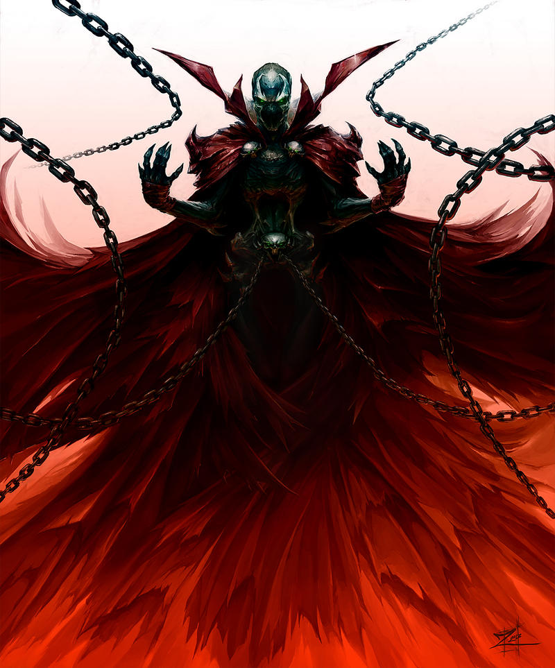 Spawn By Snugglestab On DeviantArt