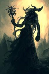 Hierophant by Snugglestab