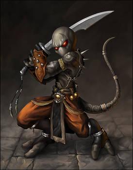 Imp Warrior