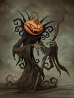 Hollow Head by Snugglestab