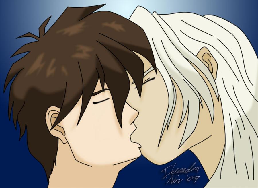 Gentle Kiss... Colour