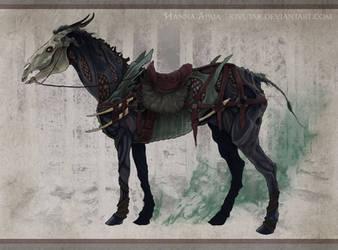 Hiisi horse