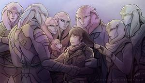 Andromeda family