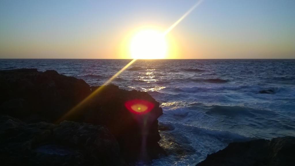 Sunset at Azure Window, Gozo by djaik-niffsta