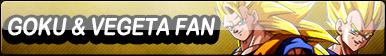 Goku and Vegeta Fan Button