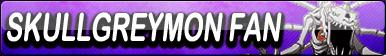 SkullGreymon Fan Button