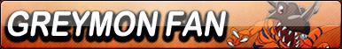 Greymon Fan Button