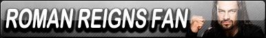 Roman Reigns Fan Button by gonzalossj3