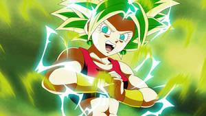Kefla Legendary Super Saiyajin 2