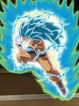 Ultimate God Transformation Goku SSGSS3
