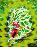 Kefla Legendary Super Saiyajin 3 V2