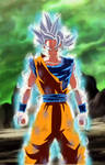 Goku Mastered Migatte no Gokui Manga