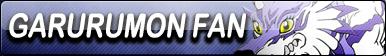 Garurumon Fan Button