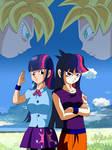 Dimensional Saiyajin Twilight by gonzalossj3