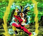 Kefla Super Saiyajin 4