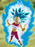 Kefla Super Saiyajin Blue 2 by gonzalossj3