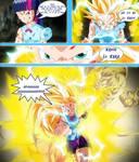Twilight Sparkle Super Saiyajin 3 Dragon Fist by gonzalossj3