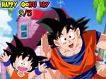 Happy Goku Day 2021 by gonzalossj3