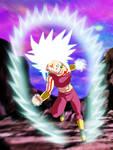 Kefla Super Saiyajin Omni-God by gonzalossj3