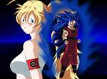 Mi regalo para ti, el Super Saiyajin 7 by gonzalossj3