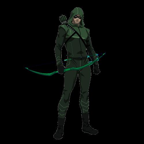 نتیجه تصویری برای green arrow fan art deviantart