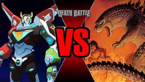 Voltron vs. Godzilla