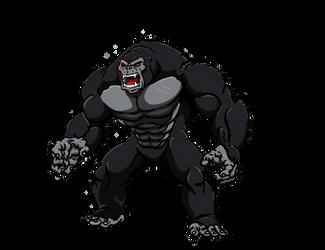 Kong by Crossovercomic