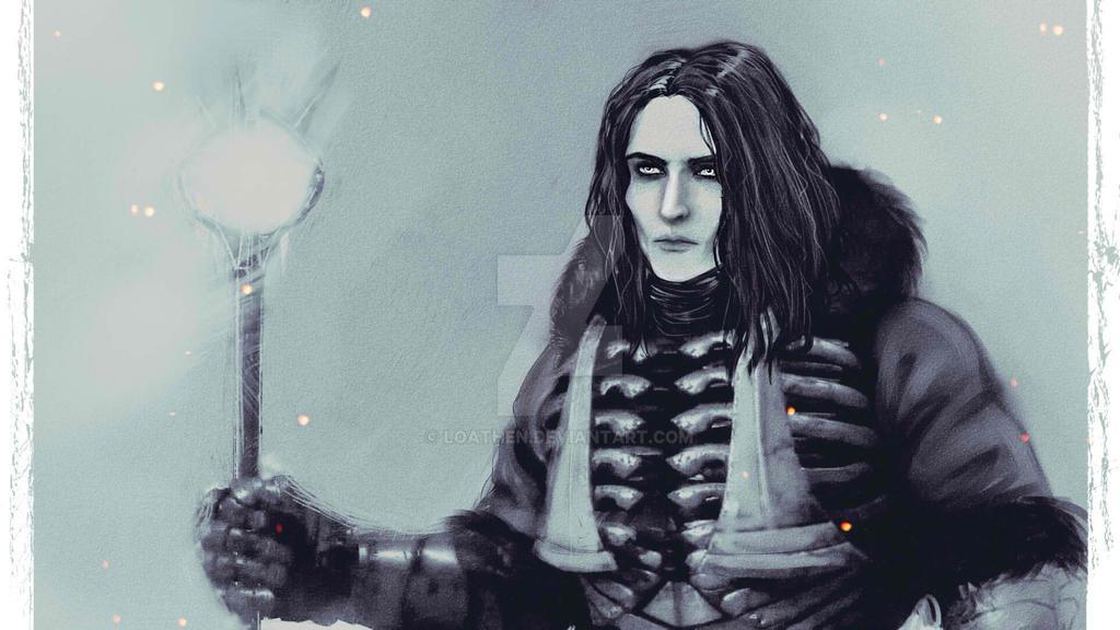 Caranthir by loathen on deviantart - The witcher 3 caranthir ...